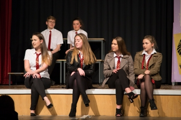 'Living with Lady Macbeth' @ BVGS - 2018